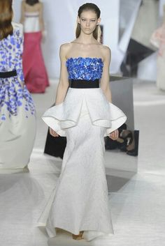 Giambattista Valli Spring Couture 2014