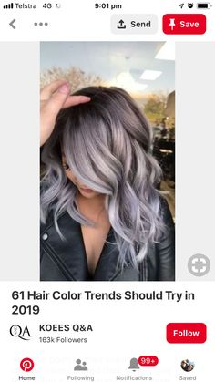 Blue Grey Hair, Cosplay Hair, Natural Waves, Copper Red, Long Wigs, Gradient Color, Vivid Colors, Hair Color, Curly