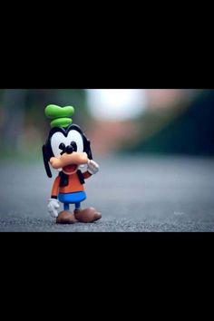 Goofy :).