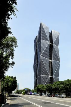 China Steel Corporation Headquarters - Xiaogang District, Тайвань - 2013 - KRIS YAO | ARTECH