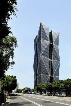 China Steel Corporation Headquarters - Xiaogang District, Тайвань - 2013 - KRIS YAO | ARTECH