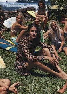 Amanda Wellsh for Vogue Australia 2016