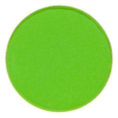 Vibrant Green Eye Shadow