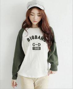 big bang kpop merchandise clothes - Google Search