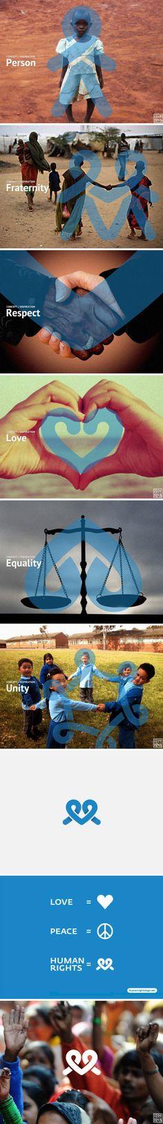HUMAN RIGHTS Logo Proposal