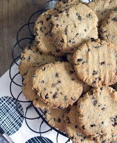 Dairy Free Choc Chip Cookies