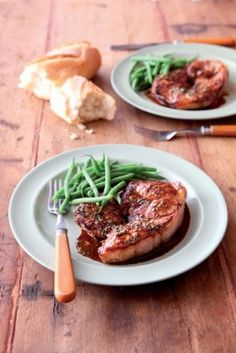 Lamb with rosemary and port | BigOven