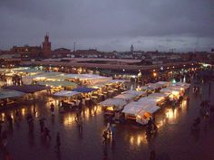There is nothing like a marketplace to see and try new things - Best North Africa Sights