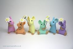 Little Pastel Fairy Mouse (£22)