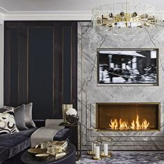 Luxury design by katharinepooleyltd with LuxDeco magazine