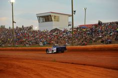 Brandon Sheppard parked the Rocket House Car #1 Super Late Model in Victory Lane on Saturday night at Smoky Mountain Speedway. http://www.onedirt.com/event-coverage/photo-gallery-southern-all-stars-at-sms/