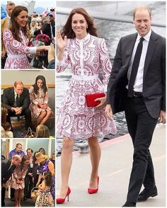 After greeting the crowds at Jack Poole Plaza, the Duke and Duchess have arrived at Sheway, a pregnancy outreach program in Vancouver to support both pregnant women and women who have children under 18 months who are dealing with drug and alcohol addiction. This is a cause of interest to the Duchess in particular who is patron of the Action on Addiction charity back home in England.