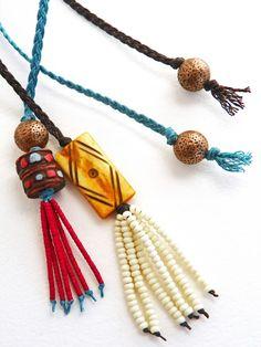 Erin Siegel Jewelry: Beaded Bookmarks