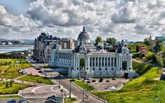 Kazan, Cidade, Arquitectura