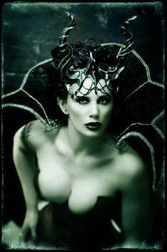 Pale Queen (Maleficent?)