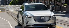 2017 Mazda CX-9 - Affordable luxury for Millennials