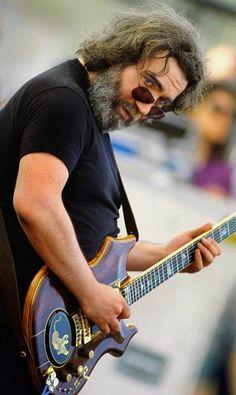 Jerry Garcia The Grateful Dead