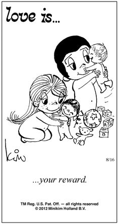 Love Is Cartoon By Kim Casali - Yahoo Image Search Results Love Is Comic, Love Is Cartoon, Cartoon Fun, What Is Love, Our Love, I Love You, Love Notes, Love And Marriage, Marriage Tips