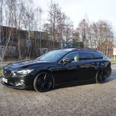 First in Germany . Mazda 6 Sports Line Спасибо Миш. Mazda 6 Wagon, Wagon Cars, Old School Cars, Rx7, Modified Cars, Custom Cars, Cars And Motorcycles, Motorbikes, Race Cars