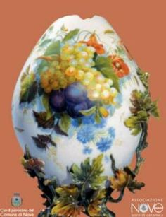 L'Uovo in Ceramica - Ceramic Easter Eggs exhibit  March 17-April 9, in Nove, Museum of Ceramic Eggs, Piazza De Fabris 5, about 18 miles north of Vicenza. Each year Nove celebrates Easter with an exhibition of ceramic eggs made by Italian pottery artist.  Grand opening March 17 at 11 a.m. at 5 p.m.; open on Saturdays, Sundays and Italian holidays 10 a.m. -12:30 p.m. and 3-7 p.m.
