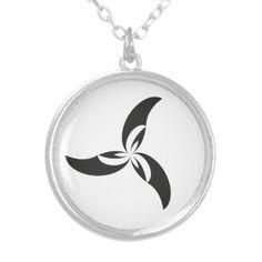Mod Flower, Necklace