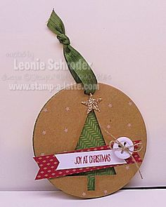Latte Fun Day – Christmas Tags