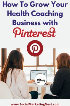 How To Grow Your Health Coaching Business with Pinterest – My Pro-Pinterest Marketing Tips! #PinterestMarketing #PinterestTips #PinterestPro #HealthCoach #HealthCoachingBusiness #WellnessCoach #NutritionistHelp #PinterestHelp #PinterestManagement #PinterestGrowth #PinterestforBusiness Pinterest For Business, Social Marketing, For Your Health, Health Coach, Pinterest Marketing, Coaching, Parenting, Learning, Tips