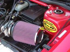 Change out the air filter in your car about every 10,000 to 15,000 miles to help make sure that no dirt or other contaminants enter your car's engine.
