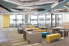 10 escritórios legais e criativos - 1 (© Epic, sede do Google Rrprodução)