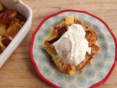 Lemon Bread Pudding recipe from Ree Drummond via Food Network