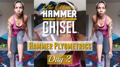 Day 2 | The Master's Hammer & Cisel | Get Fit with Tina Marie