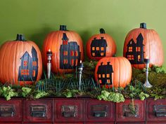 Fun ideas for Halloween decorating