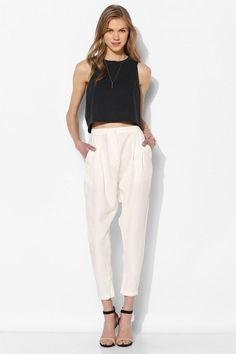 Cameo Lost At Heart Harem Pant #urbanoutfitters