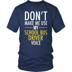 School Bus Driver - Voice