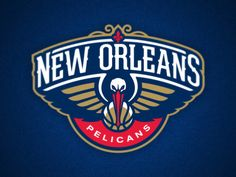 New Orleans Pelicans / sports / high school / logo / identity / design / inspiration / branding / basketball