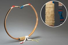 Traditional Korean horn bow.
