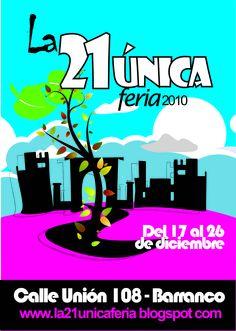 [2010] Flyer. Segunda edición diseño frontis   Por: Manuel Torres