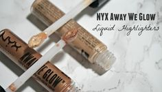 NYX_Away_We_Glow_Highlighters