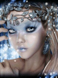 Fantasy Girl...gif Fantasy Images, Fantasy Women, Fantasy Girl, Beautiful Fantasy Art, Beautiful Gif, Gif Pictures, Moving Pictures, Fairy Dust, Fairy Tales