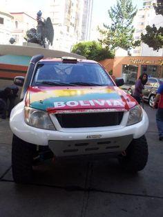 Febad y FBM analizan entrega de becas ASO para el Dakar 2014