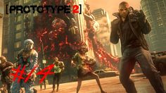 Prototype 2 #14 - A Maze of Blood