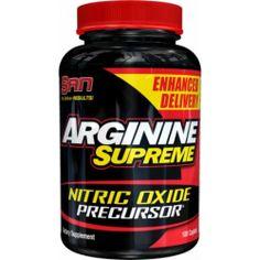 SAN arginine supreme (L-аргинин)