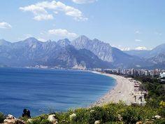 Antalya Strand foto:Bozaltan