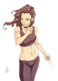 X-23 - Anime Version