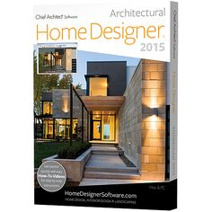 Chief Architect Home Designer Architectural 2015 - Download
