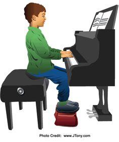 Correct Piano Posture   http://audreywilliamsmusic.com/2012/12/correct-piano-posture-html/