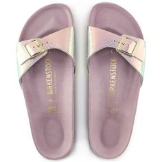 Birkenstock Madrid Narrow Ombre Pink Exquisite Sandal