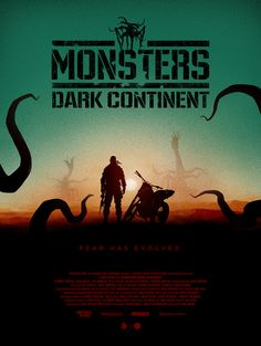 Monsters: Dark Continent on Behance