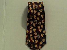 NEW MERCEDEZ TAZMANIA DEVIL  100% Silk Multi Color Classic Mens Neck Tie #Mercedes #NeckTie