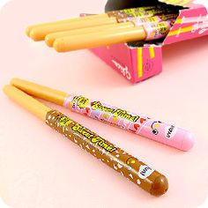 Buy Kawaii Pocky Biscuit Stick Fineliner Pen at Tofu Cute